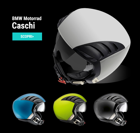 Scopri i caschi BMW Motorrad