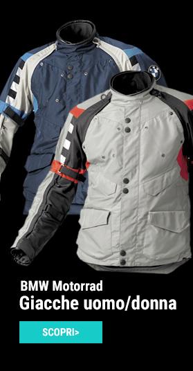Scopri le giacche BMW Motorrad